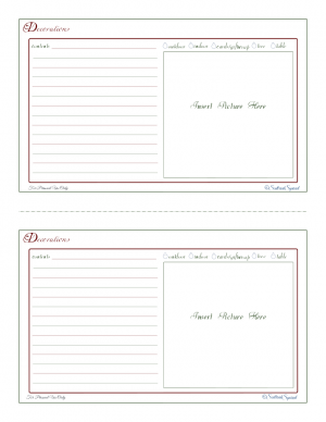 free printable, decoration organization, labels