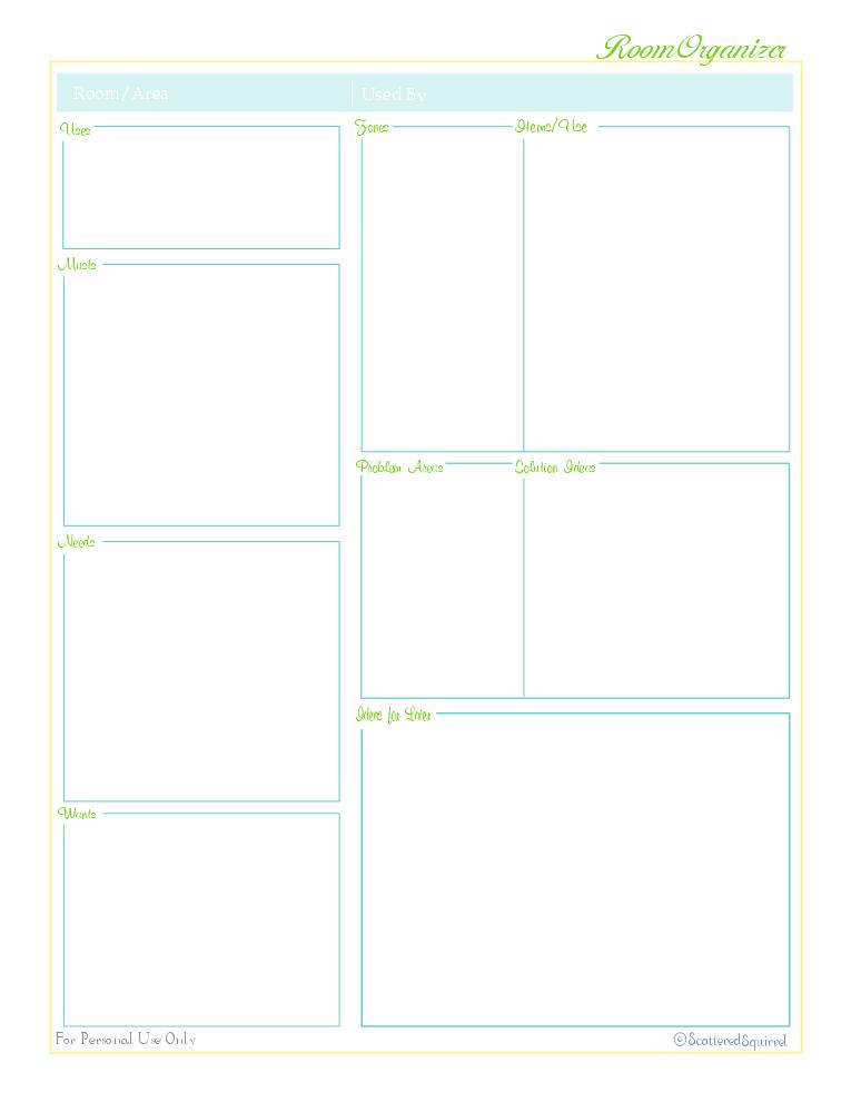 free printable, home management binder, planner