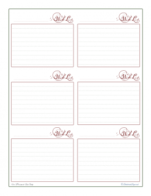 free printable, holiday wish list, holiday planner