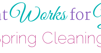 To spring clean or not spring clean at ScatteredSquirrel.com
