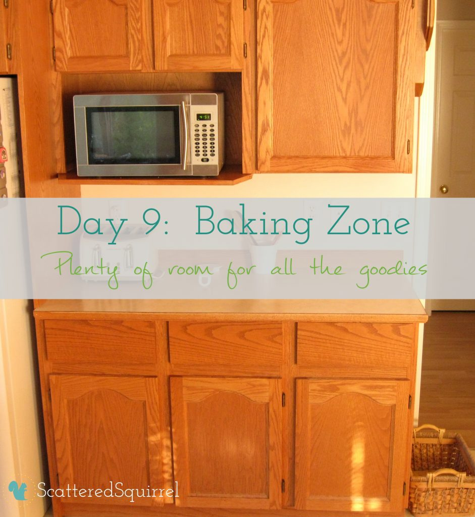 Day9-BakingZone