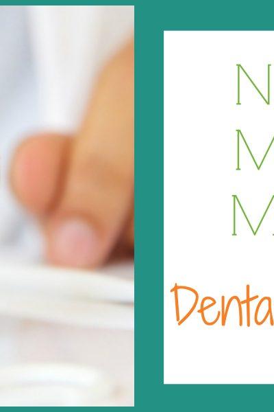 Nervous Mommy Moments: Dental Procedures ScatteredSquirrel.com