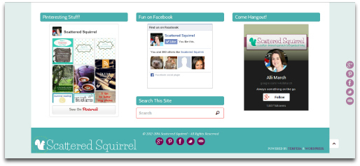 Social media is now all in one spot, so much better. | Scattered Squirrel.com