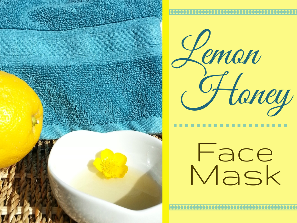 I'm sharing my Lemon Honey Face Mask over at Restfulliving.com as part of her Spa Delights series. Be sure to stop by and check it out.