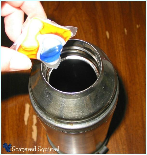 Secret Ingredient: Dishwasher Tab