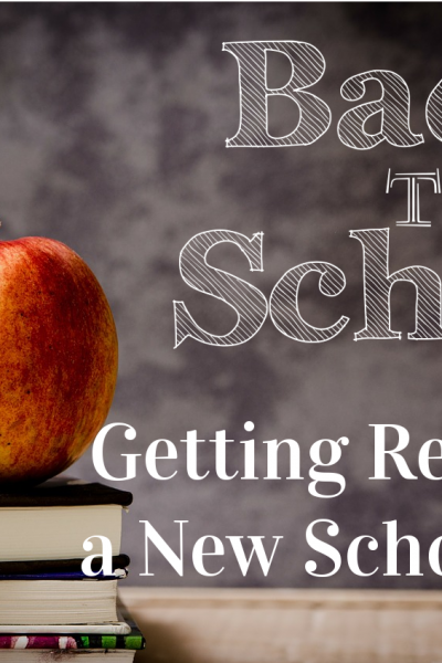 Things you might need to do while getting ready for a new school year