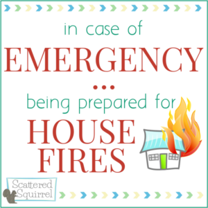 Make sure you and your family know what to do and where to go if there's a fire in the house. Fire safety saves lives.