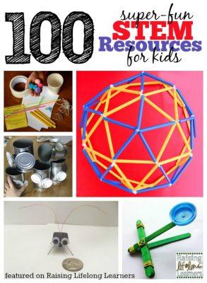 Raising-Lifelong-Learners-100-Super-Fun-STEM-Resources-for-Kids-via-www.RaisingLifelongLearners.com_
