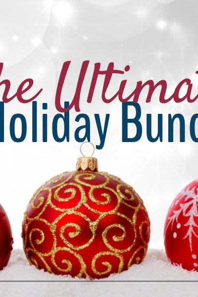 The Ultimate Holiday Sale is happening now from Nov 27th to Nov 30th, 2015