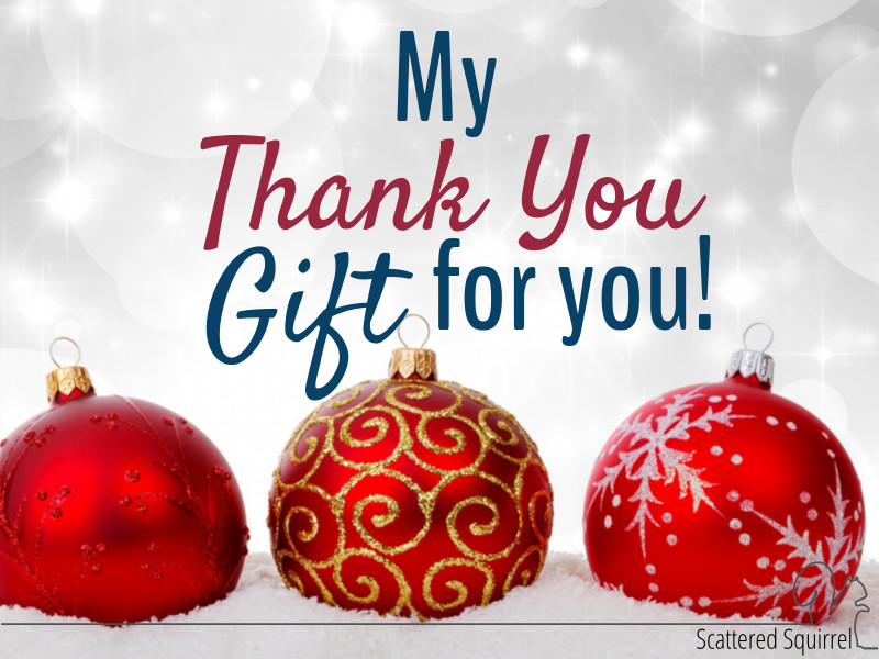 As my way of saying thank you I'm offering a bonus to all those who buy the ultimate holiday bundle through my link.