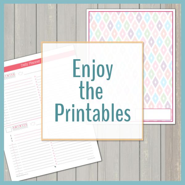 Enjoy the Pintables