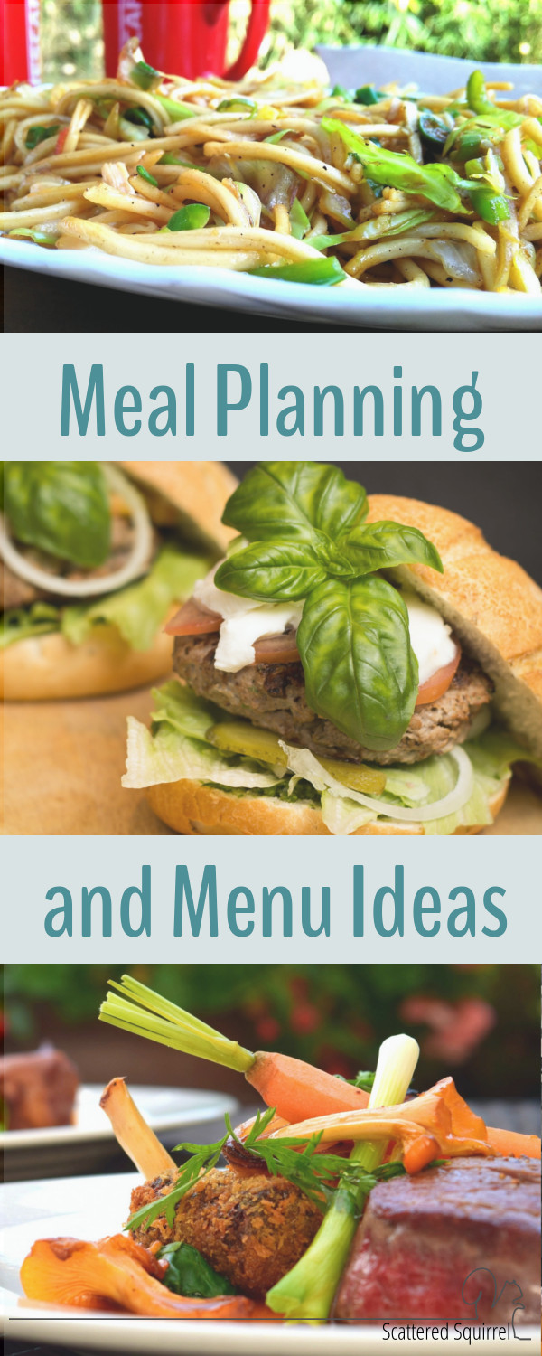 Fantastic meal planning resourse, complete with meal planner printables, holiday meal planners, tips and suggestions, and even a few menu ideas.