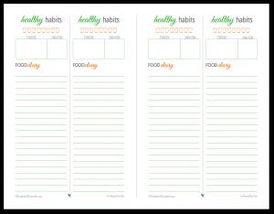Healthy Habits Half-Size