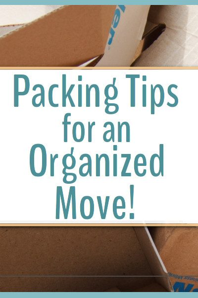 These packing tips help make moving a little less stressful