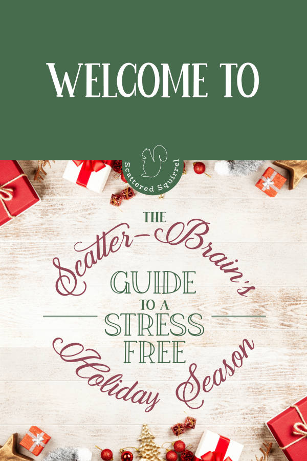Come join in the fun and plan for a stress-free holiday season.