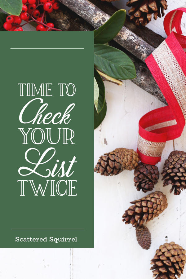 Don't let your holiday to-do list overwhelm you. Taking the time to prioritize, delegate, and get rid of the stuff that doesn't need to be on it can go a long to helping create a stress-free holiday season.