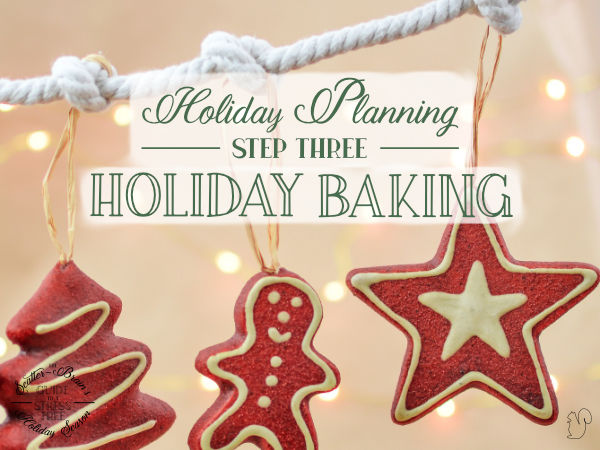 Use these holiday baking planner printables to help you plan all your holiday baking this year.