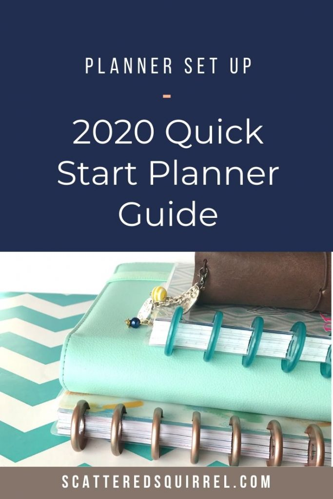Everything you need to set up the foundation for your 2020 planner can be found right here. From tips to help you decide what you need to printables to get you started, you'll find it all here.